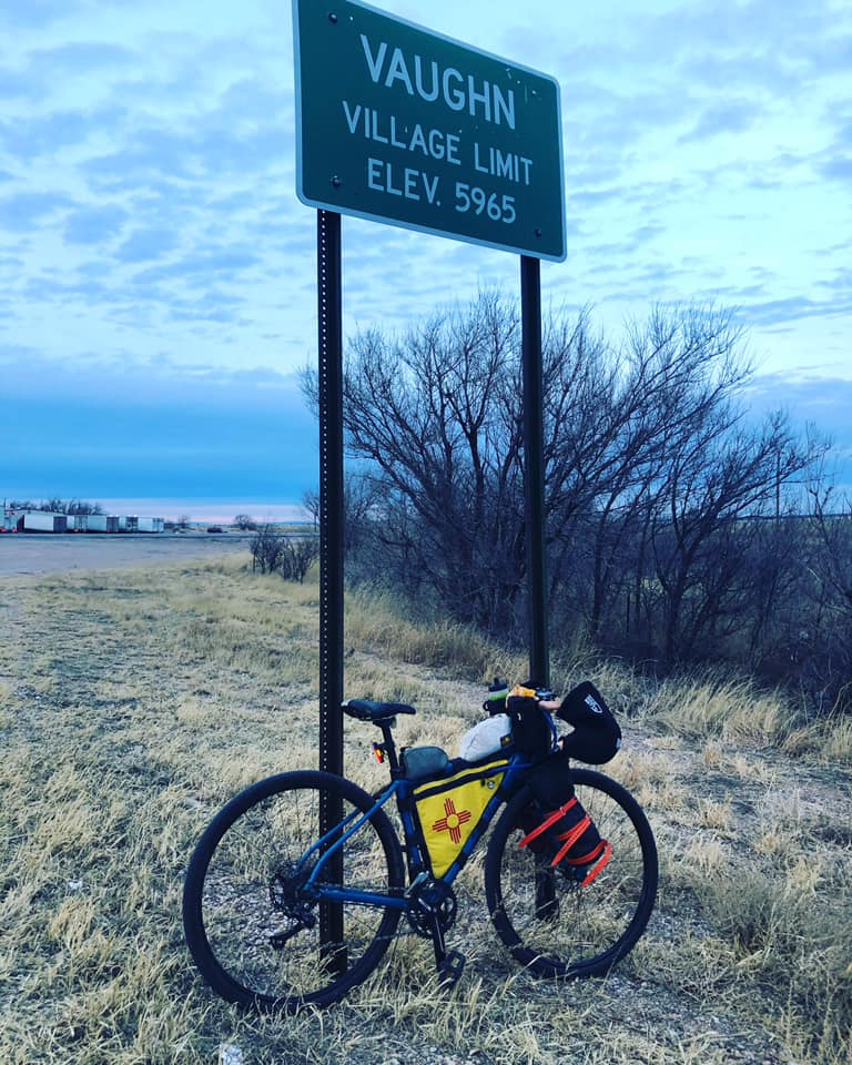 Day 5 — Rubio's Ride, Roswell to Vaughn