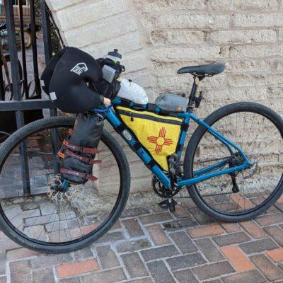 Day 1 -- Rubio's Ride, Las Cruces to Alamogordo